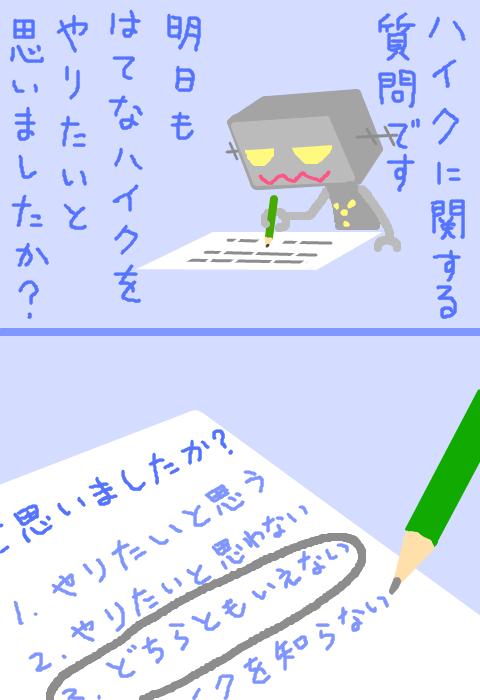 二コマ漫画
