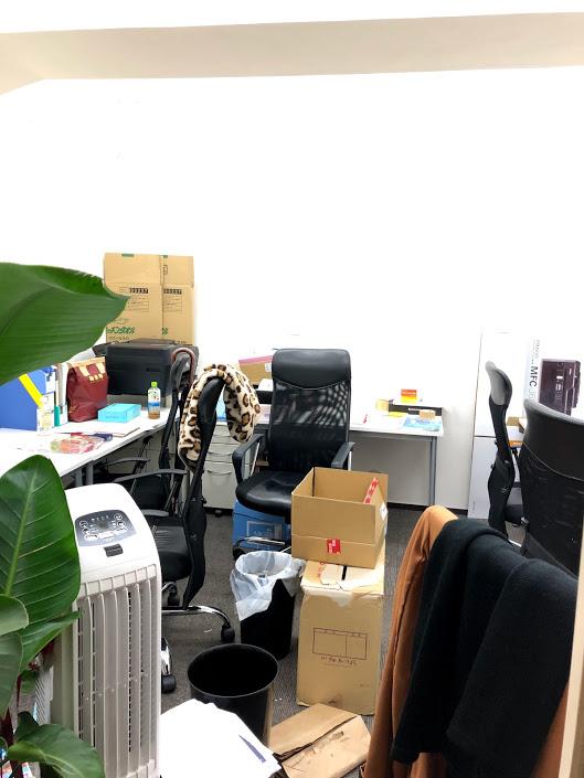 10畳オフィス