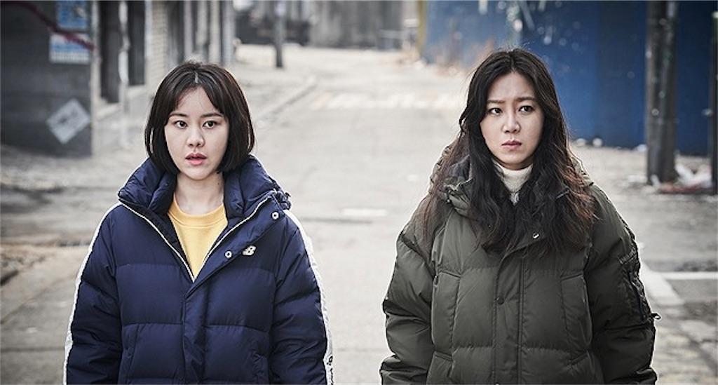 韓国映画【ドアロック】