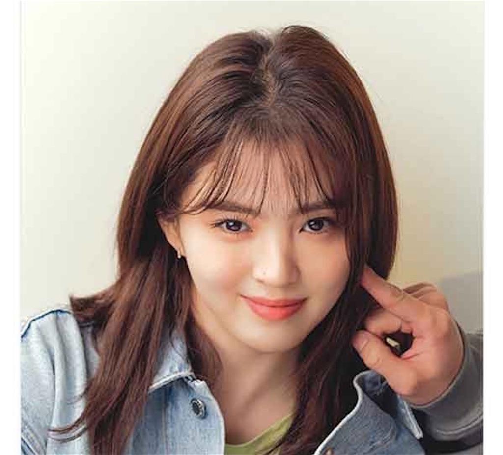 韓国ドラマ【わかっていても】ユ・ナビ(ハン・ソヒ)