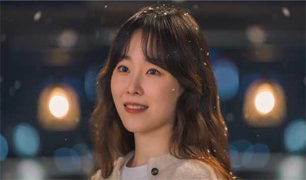 韓国ドラマ【君は私の春】カン・ダジョン(34)(ソ・ヒョンジン)