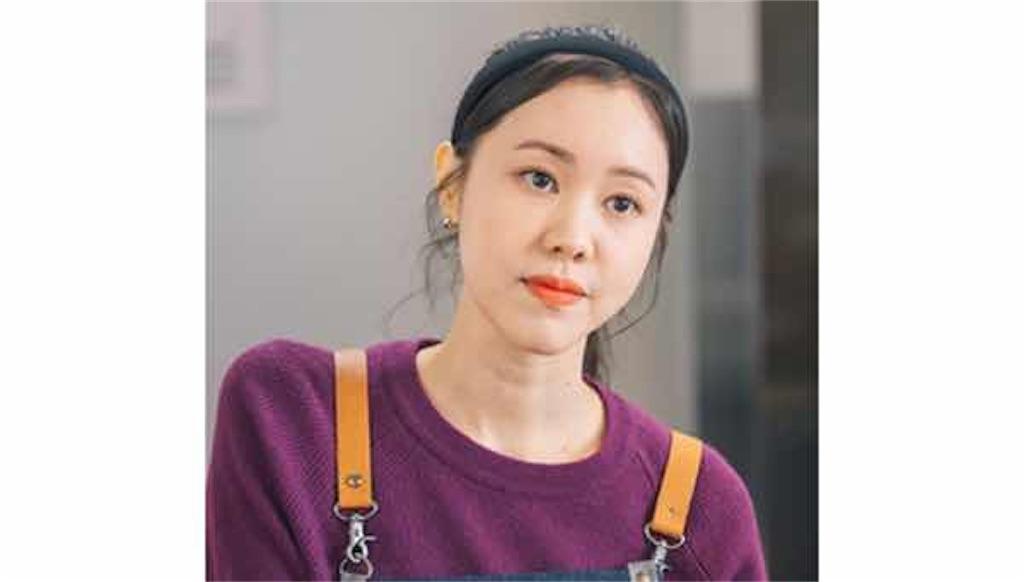 韓国ドラマ【君は私の春】パク・ウナ(34)(キム・イェウォン)