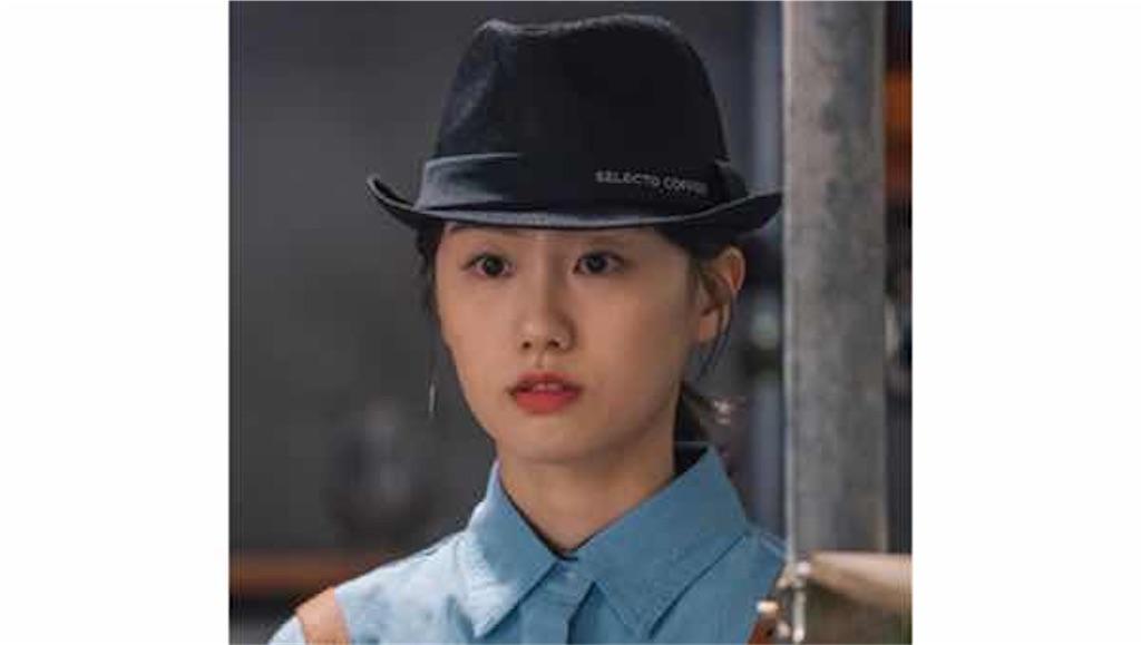 韓国ドラマ【君は私の春】ミン・アリ(23) (ユン・サンジョン)
