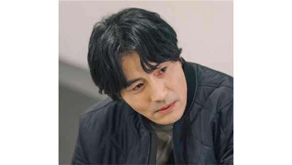 韓国ドラマ【君は私の春】コ・ジンボク(45)(イ・ヘヨン)