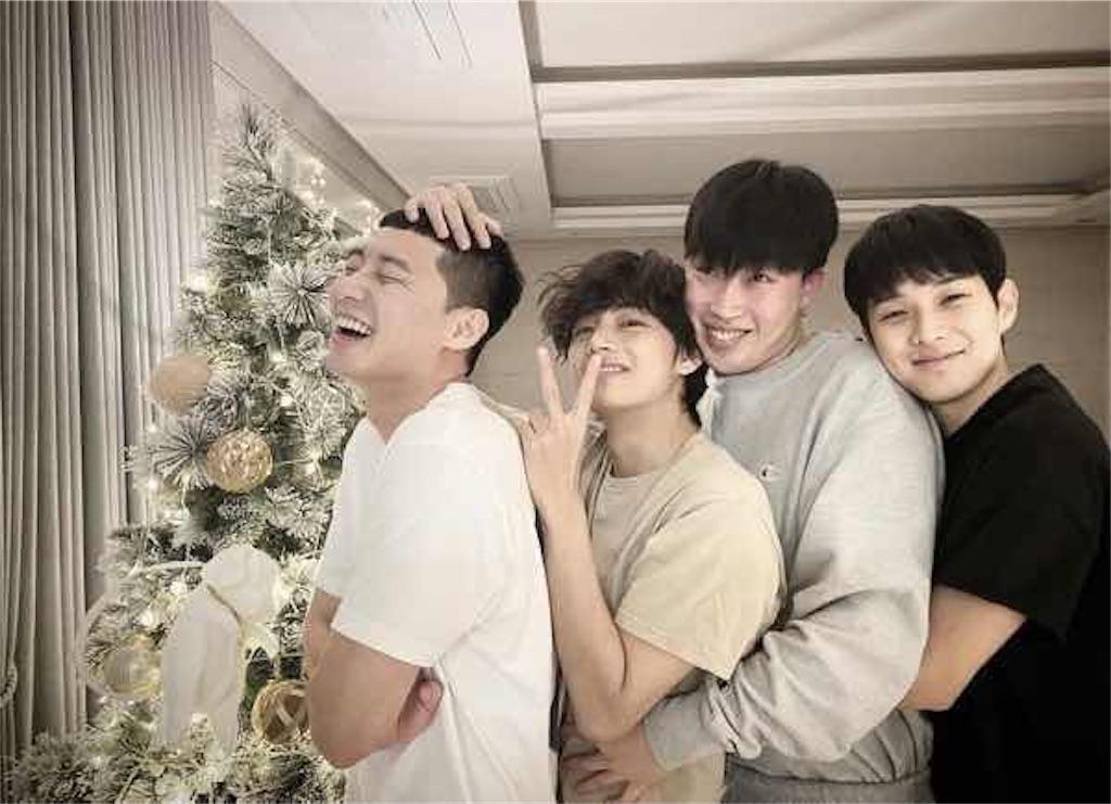 ウガウガファミリー 2019年のクリスマス