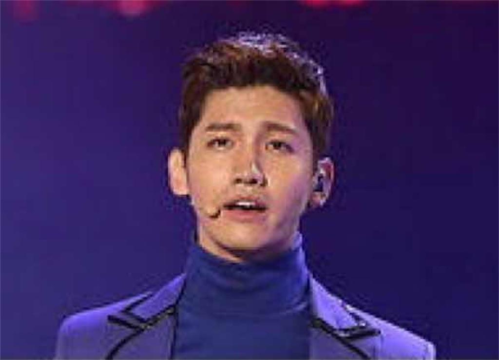 肌がきれいな韓国俳優2位 チャンミン(東方神起)