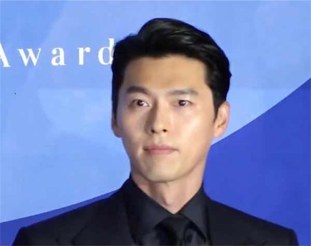 肌がきれいな韓国俳優3位 ヒョンビン