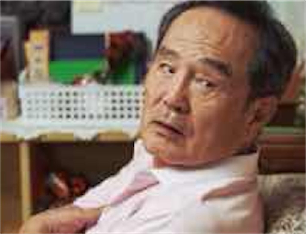 韓国映画【EXIT イグジット】キャスト ヨンナムの父 ジャンス(パク・インファン)