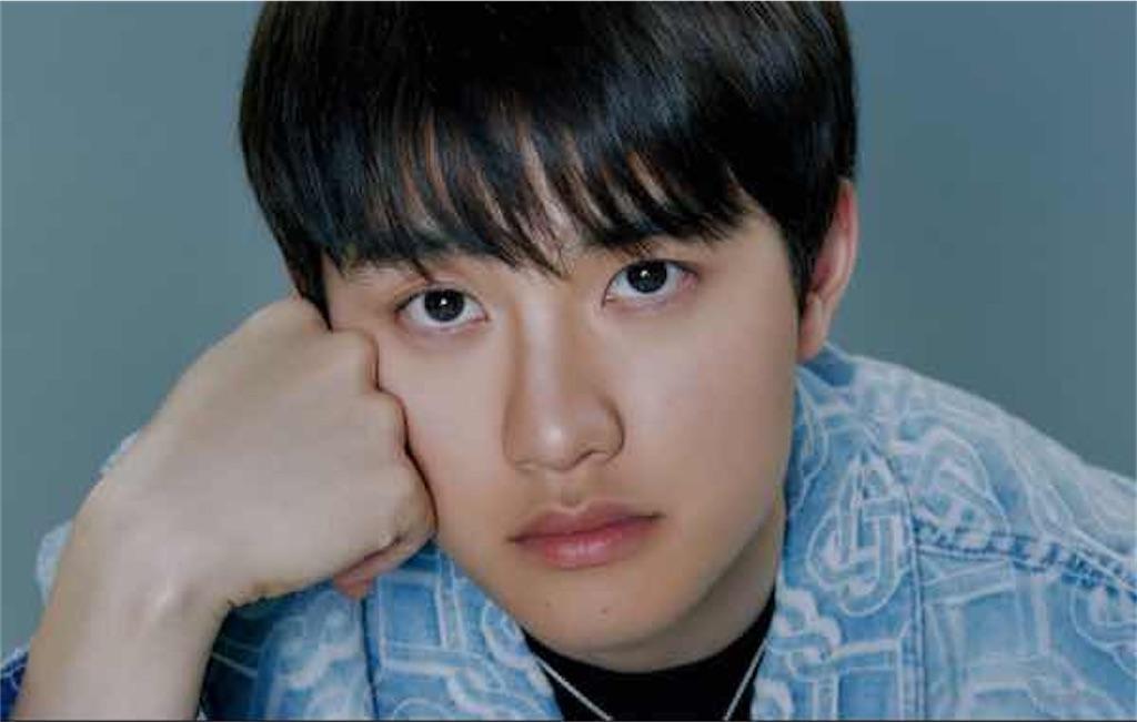俳優ととしても活躍するK-POPアイドル EXO ディオ