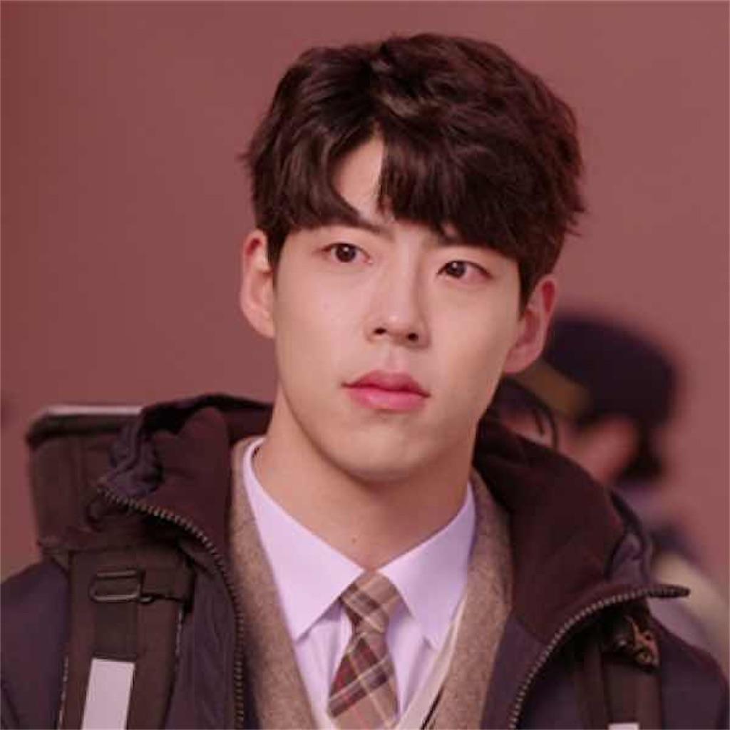 韓国ドラマ【九尾の狐とキケンな同居】キャスト:イ・ダン(チェ・ウソン)