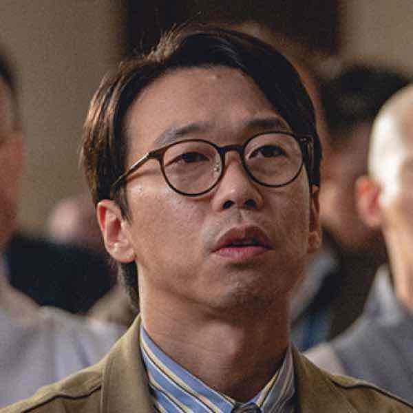 韓国ドラマ【ヴィンチェンツォ】キャスト ナム・ジュソン(ユン・ビョンヒ)
