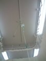 見知らぬ天井、入院は嫌だ