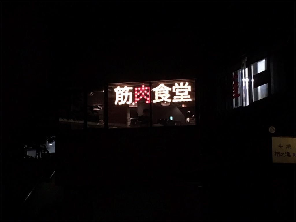 筋肉食堂 (六本木/ステーキ)