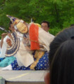 三陸海の盆in釜石2012 黒森神楽