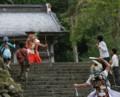 2008.10 雄勝町新山神社 雄勝法印神楽