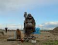 名取市閖上日和山2012.12.31