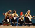ケセン鎮魂のための地域伝統芸能大会