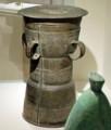 「青銅器の美」展(地底の森ミュージアム)