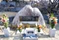 阪神大震災の供養碑