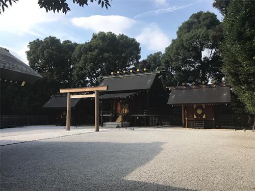 阿佐ヶ谷神明宮 本殿