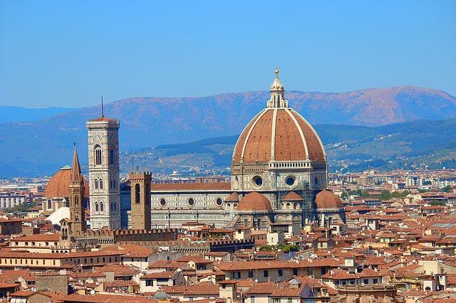 フィレンツェ サンタ・マリア・デル・フィオーレ大聖堂