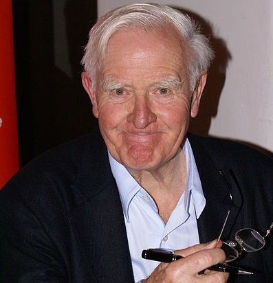 John le Carre。Wikipedia寄り