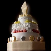 ホテルニューオータニ超高級6万円クリスマスケーキ
