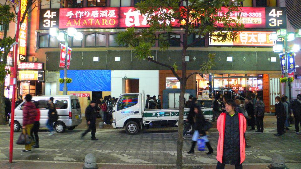 歌舞伎町のマクドナルド跡