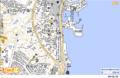 [地図]地御前神社付近(電子国土から)