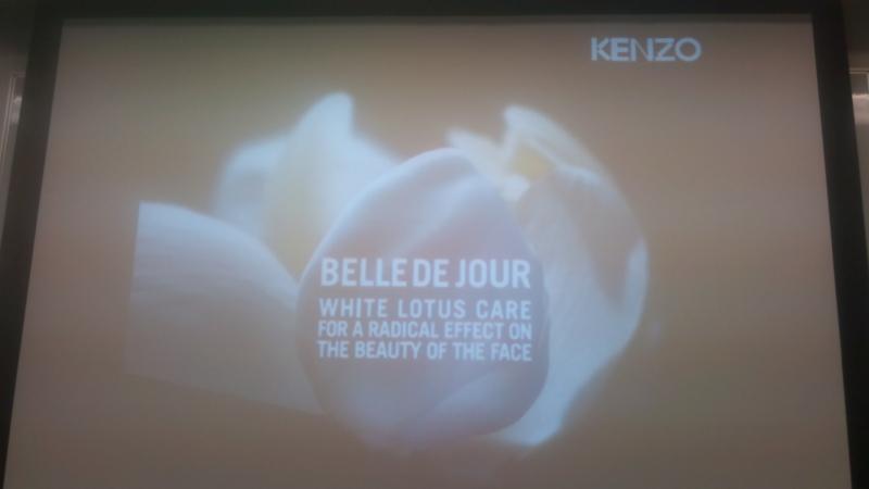 神秘的な花、ホワイトロータスのスキンケアの画像