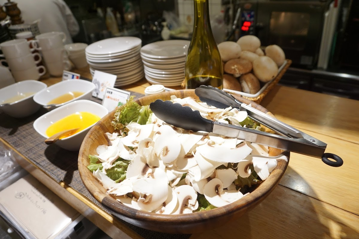 MUSHROOM TOKYO(マッシュルーム・トーキョー)のヒラヒラマッシュルーム