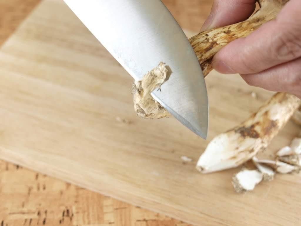 松茸問屋さんに聞いた家庭で出来るまつたけの保存方法!冷凍できるって知ってた?
