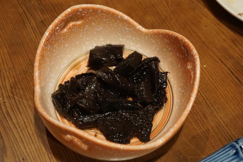香茸の佃煮