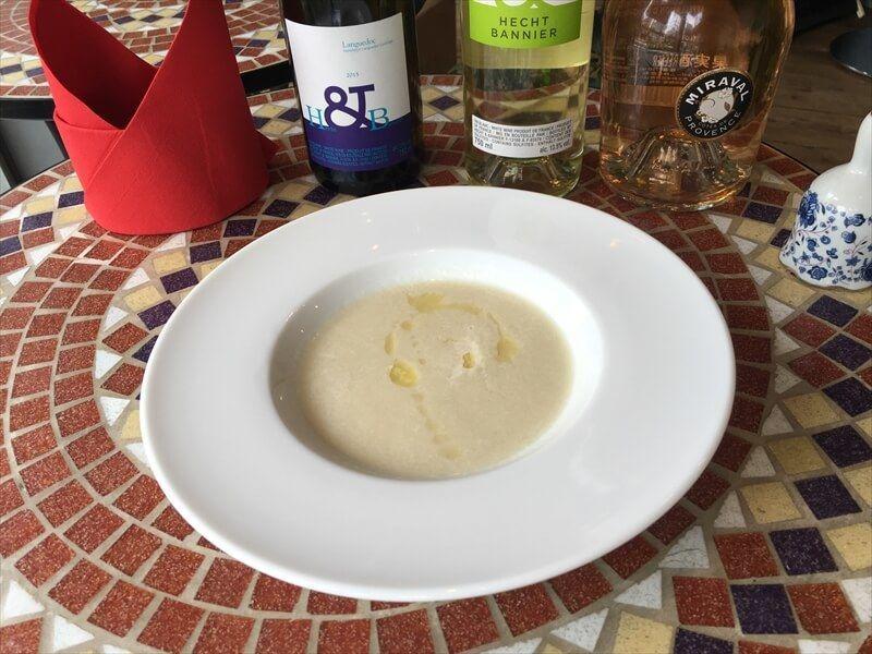 エノキポタージュスープ