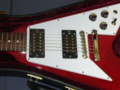 Gibson Custom Shop Limited Runs 1967 FLYING V