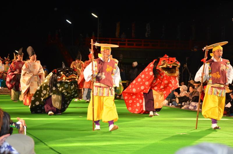 『京都新聞写真コンテスト 宇治田楽'2014'』