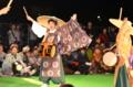 『京都新聞写真コンテスト 宇治田楽 はい!!』