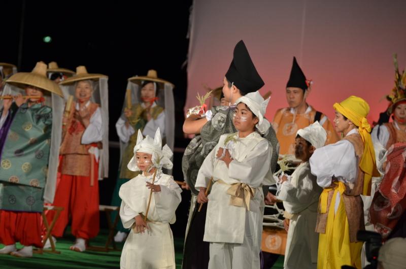 『京都新聞写真コンテスト 宇治田楽祭り』