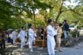 『京都新聞写真コンテスト 宇治興聖寺・宇治茶まつり』