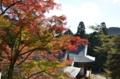 『京都新聞写真コンテスト 秋の神護寺』