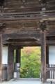 『京都新聞写真コンテスト 秋の桜門・高雄 神護寺』