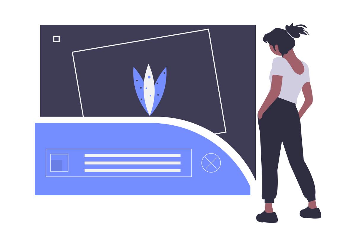 ポートフォリオサイトの作り方:デザイン決め