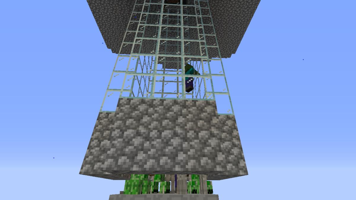 天空トップタワー完成