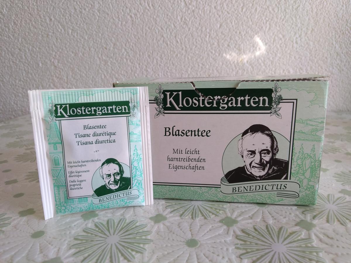 Klostergarten-Blansentee