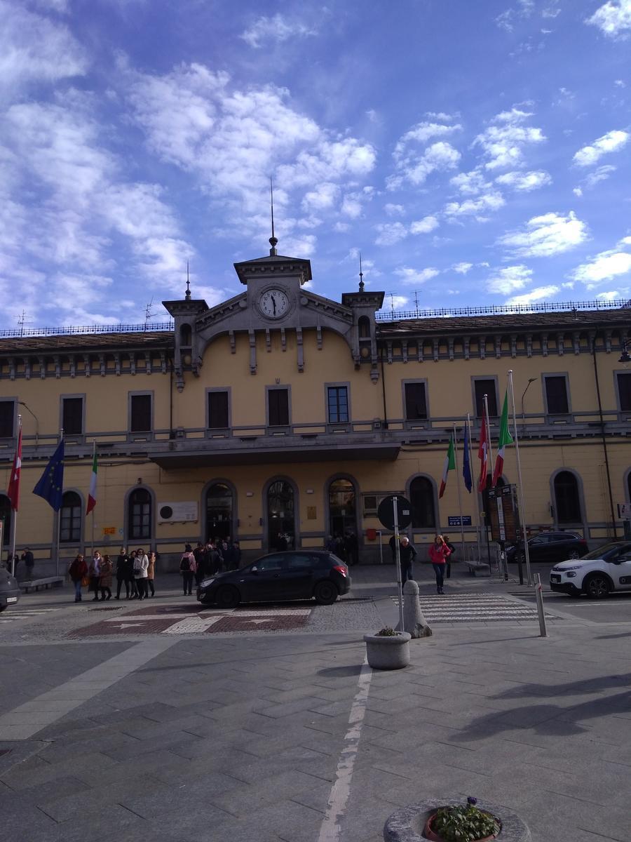Domodosola-Bahnhof