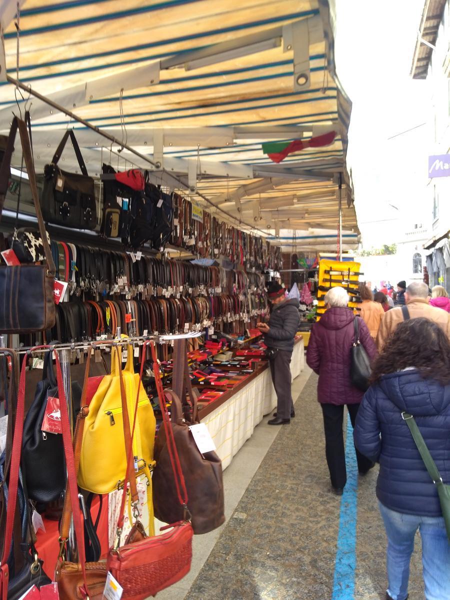 Domodosolaの市場