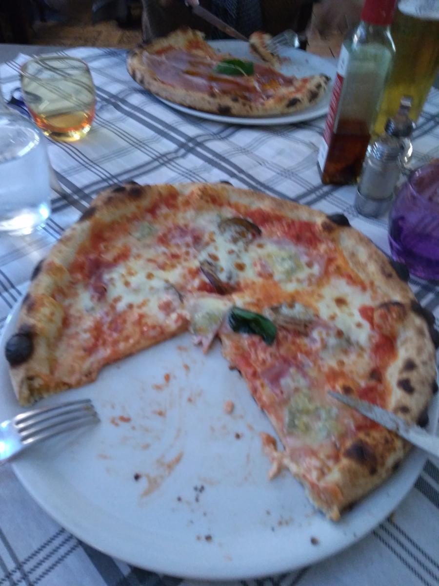 Osteria pizzeria da Boh - Pizza