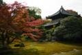 京都新聞写真コンテスト 鹿王院『静寂の庭』