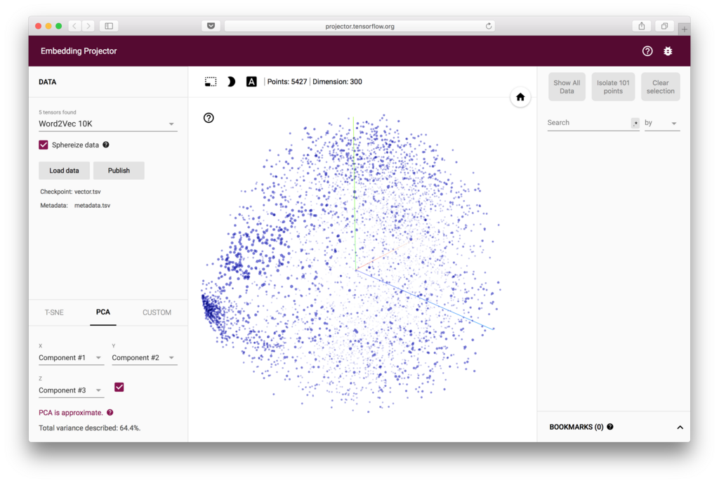 機械学習手法を用いてブログの文章を分析・可視化(テキストマイニング)の画像
