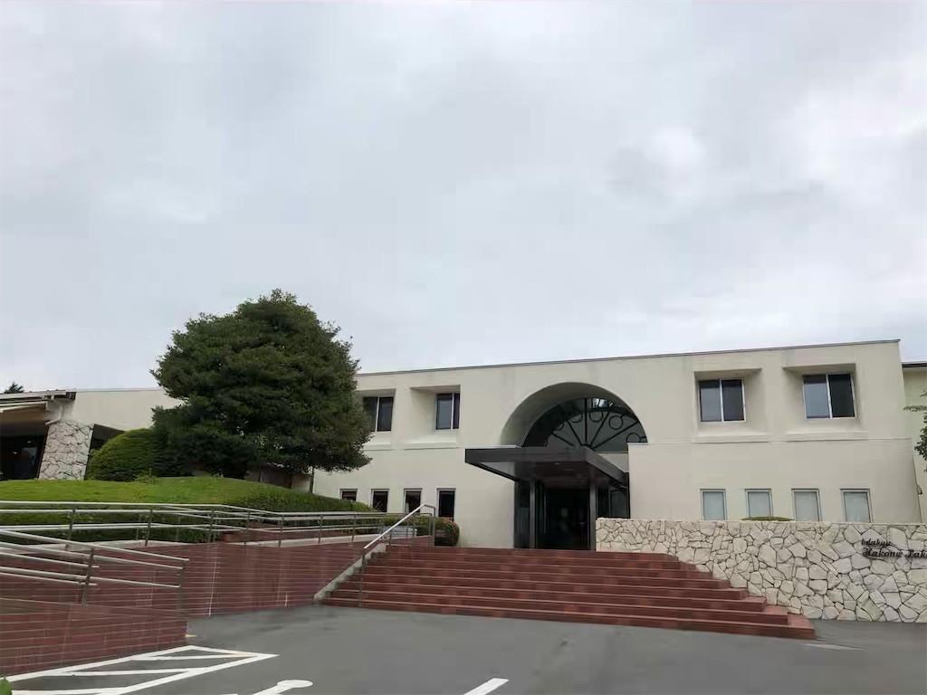 箱根レイクホテルの外観